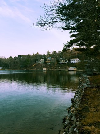 Plymouth MA vacation rental - Great Herring Pond at Water's Edge