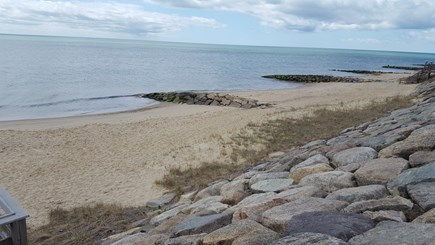Dennisport Cape Cod vacation rental - 1/2 mile walk to Sea St Beach