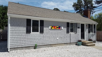 Dennisport Cape Cod vacation rental - Great home in great location with parking for 3-4 cars