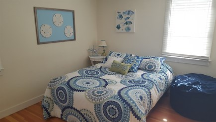 Dennisport Cape Cod vacation rental - Queen bed. Room for twin rollaway.