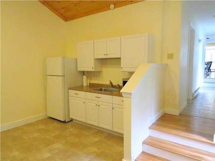 Eastham Cape Cod vacation rental - Den kitchen area