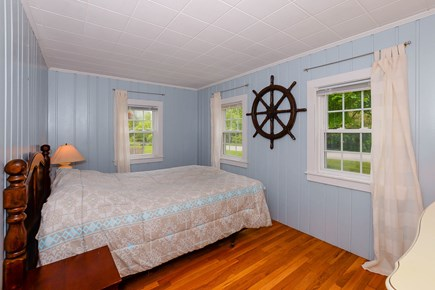 East Falmouth Cape Cod vacation rental - Captain's Quarters with a a Queen Bed