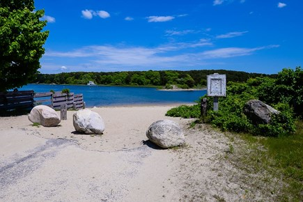 East Falmouth Cape Cod vacation rental - Association Beach