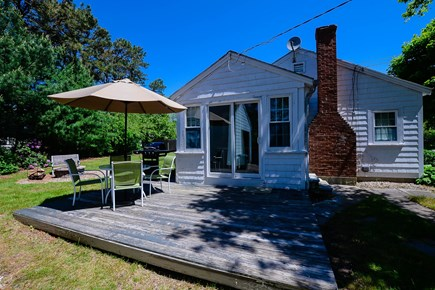 East Falmouth Cape Cod vacation rental - Sun Deck