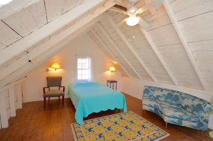 Wellfleet Cape Cod vacation rental - Loft bedroom with Full Bed