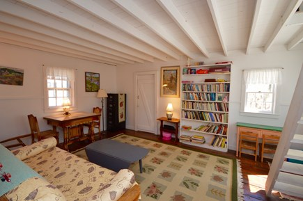 Wellfleet Cape Cod vacation rental - Plenty of space, reading library & games - has separate entrance