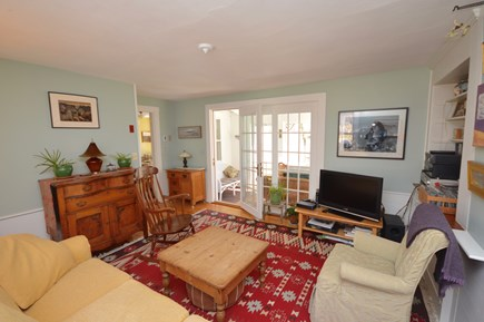 Wellfleet Cape Cod vacation rental - Additional living room - plenty of seating