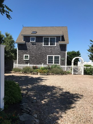 Brewster Cape Cod vacation rental - Street view of the house