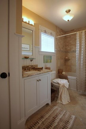 Brewster Cape Cod vacation rental - 1st Floor Full Bathroom