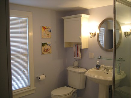 Centerville Centerville vacation rental - Modern Full Bathroom with Washer/Dryer