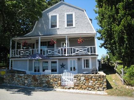 Centerville Centerville vacation rental - Side View Patio & Porch