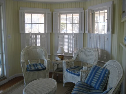 Centerville Centerville vacation rental - Sun Porch with Slider to Deck