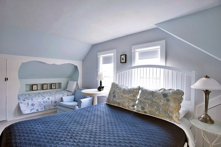 North Truro Cape Cod vacation rental - Adorable built in twin bed - my niece and nephew fight over it :-