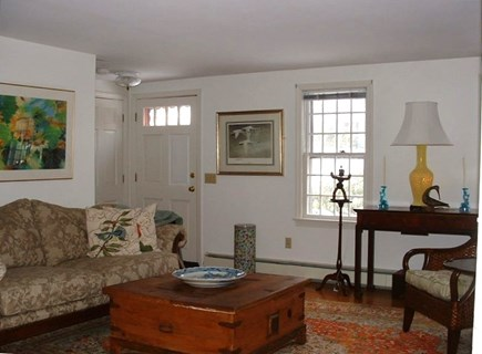 Barnstable Village Cape Cod vacation rental - Living room