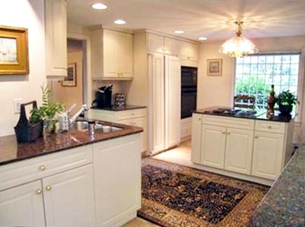 Barnstable Village Cape Cod vacation rental - Updated kitchen (New refrigerator and dishwasher not shown)