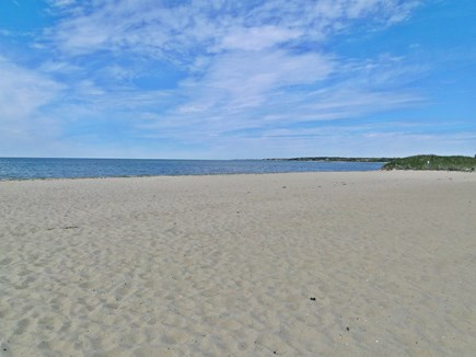 West Chatham Cape Cod vacation rental - Beautiful Harding's Beach just 8/10 mile away.