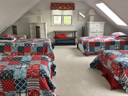 Eastham Cape Cod vacation rental - The kids LOVE it up here!