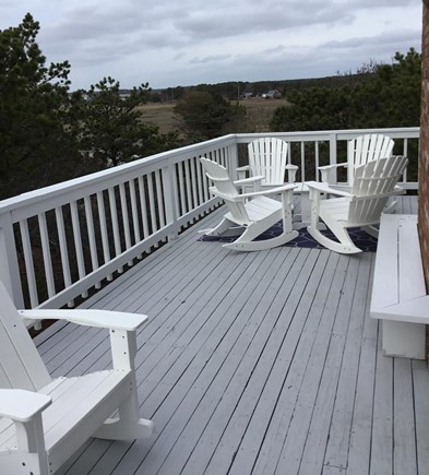 Eastham Cape Cod vacation rental - Nice outdoor living