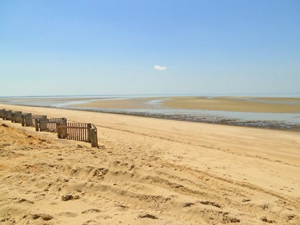 Eastham Cape Cod vacation rental - South Sunken Meadow Beach is just 1/4 mile away