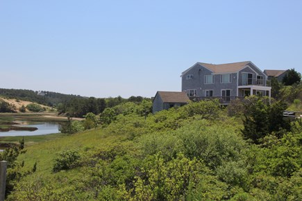 Truro Cape Cod vacation rental - What a fabulous location!