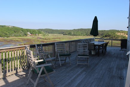 Truro Cape Cod vacation rental - Outdoor Living -come relax take in the views and sunsets