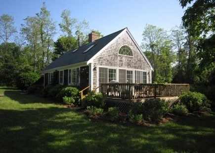 Orleans Cape Cod vacation rental - Spacious deck and yard!