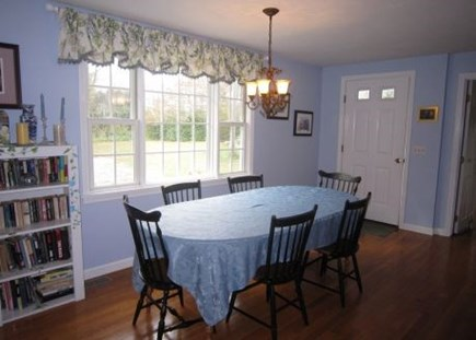 Orleans Cape Cod vacation rental - Plenty of space for a family dinner
