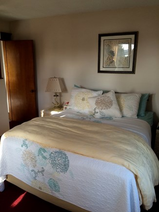 Bourne Cape Cod vacation rental - Bedroom #1 with queen bed