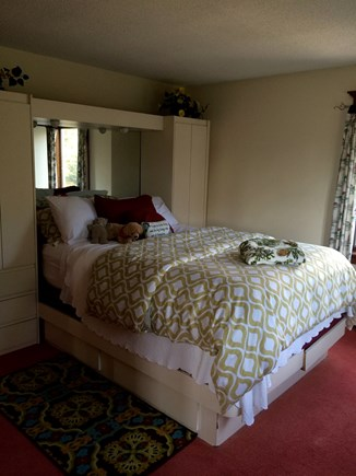 Bourne Cape Cod vacation rental - Bedroom #2 w/ queen bed