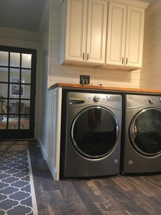 Eastham Cape Cod vacation rental - First floor Laundry room