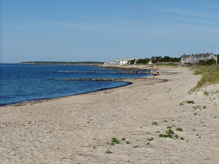 South Yarmouth Cape Cod vacation rental - South Middle Beach on Nantucket Sound With Life Guards