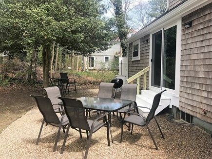 Hyannis Cape Cod vacation rental - Sunny Patio