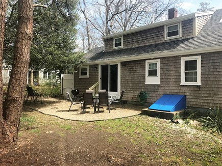 Hyannis Cape Cod vacation rental - Back of House