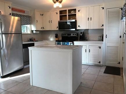 Hyannis Cape Cod vacation rental - Kitchen w/ Island