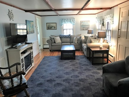 Hyannis Cape Cod vacation rental - Full View of Living room