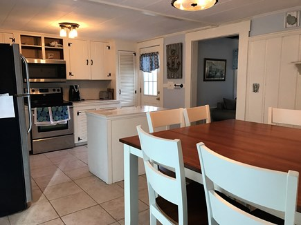 Hyannis Cape Cod vacation rental - Kitchen and Dining
