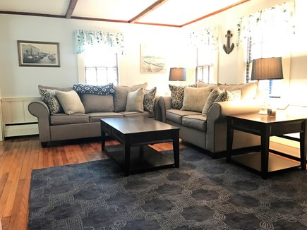 Hyannis Cape Cod vacation rental - Half of Living room