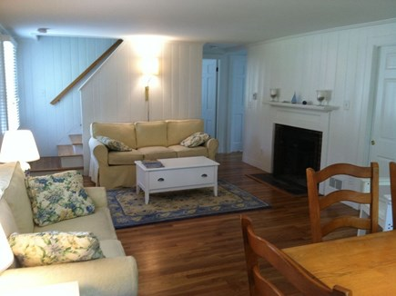 Chatham, Ridgevale Beach Cape Cod vacation rental - Living room. WiFi thoughout
