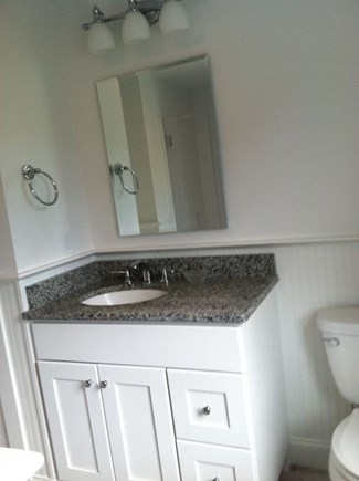 Chatham, Ridgevale Beach Cape Cod vacation rental - Another view of master bathroom
