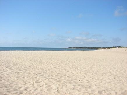Chatham, Ridgevale Beach Cape Cod vacation rental - Beautiful Ridgevale Beach is just 4 houses away!