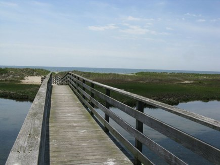 Chatham, Ridgevale Beach Cape Cod vacation rental - Private neighborhood bridge to Ridgevale Beach