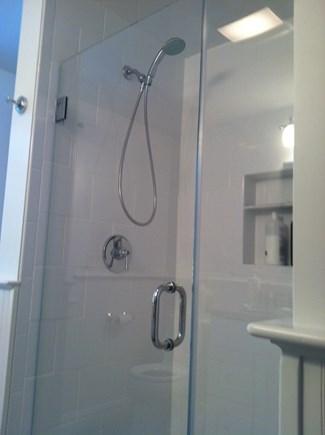 Chatham, Ridgevale Beach Cape Cod vacation rental - Master bathroom