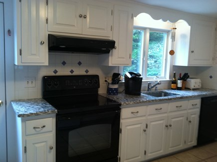 Chatham, Ridgevale Beach Cape Cod vacation rental - Granite kitchen with all new appliances
