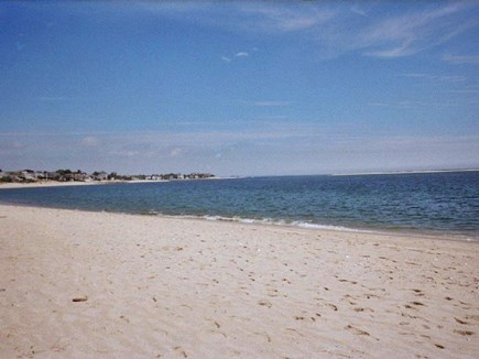 Chatham Cape Cod vacation rental - View towards South Beach