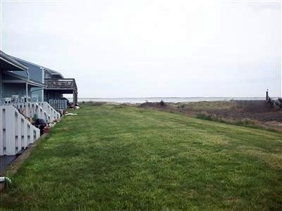 Chatham Cape Cod vacation rental - Back of unit