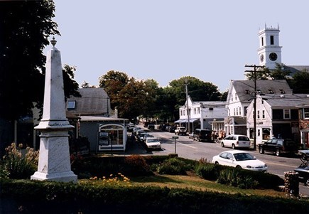Chatham Cape Cod vacation rental - Downtown
