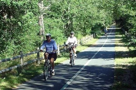Chatham Cape Cod vacation rental - Bike Path covers most of Cape Cod