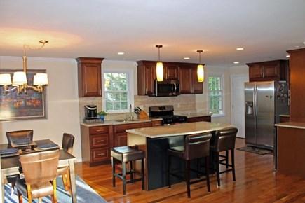 Barnstable, Centerville Cape Cod vacation rental - Kitchen and Dining area