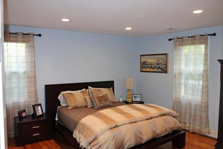 Barnstable, Centerville Cape Cod vacation rental - Master bedroom (furniture to change, will be king bed)