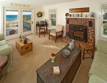 Plymouth, Ellisville MA vacation rental - Living area
